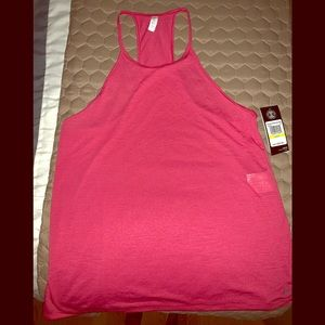 NWT Pink Under Armour Tank, size medium